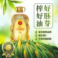 吉粮 鲜胚玉米油 5LX1桶/件
