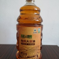 延糧有機大豆油1.8L