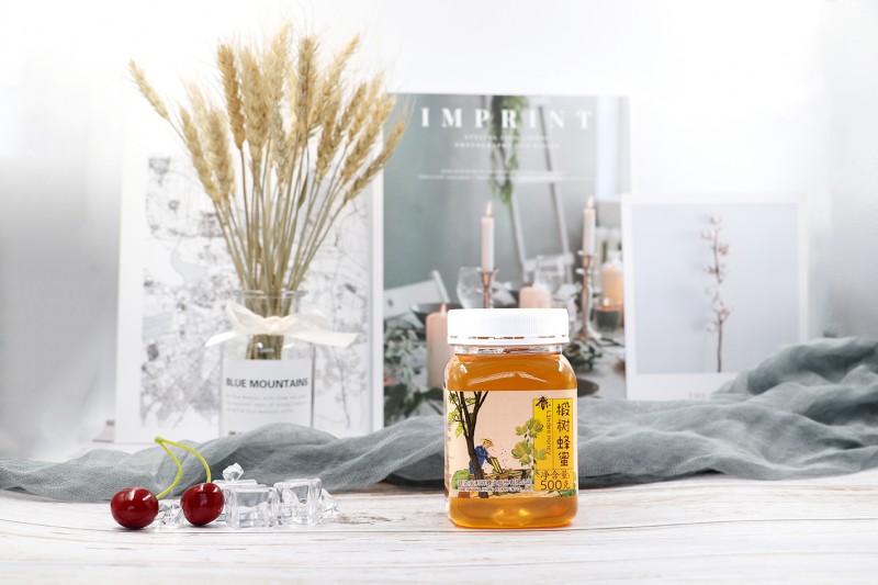 三蜜坊-椴树蜂蜜500-01