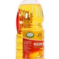 美人松有機壓榨一級大豆油1.8L   1件/1桶