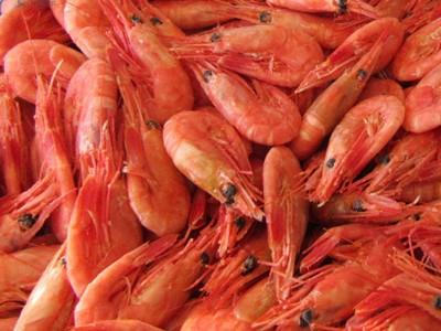 北极虾200g