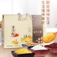 大安市古河稻杂粮礼盒4kg包邮